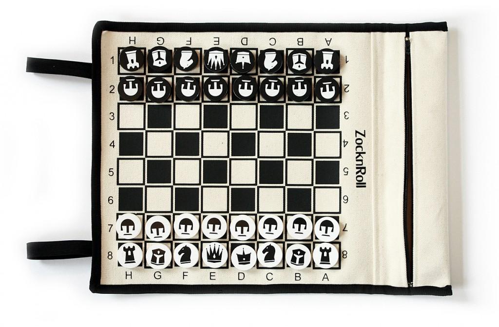 Schach streight 1