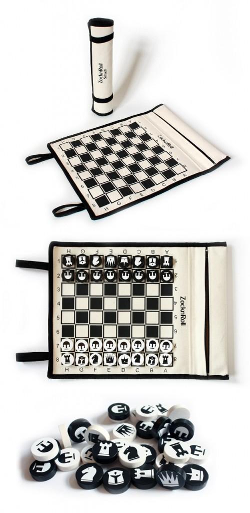 Schach straight 2