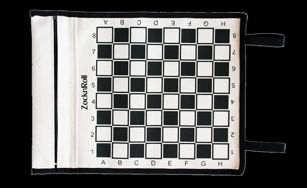 Schach straight